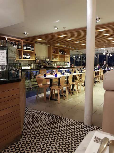Pizza Express Restaurant In The Wharf Road Elevation 35